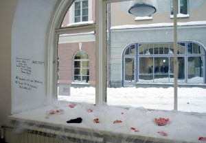 Installation on the window/ Installatsioon aknal
