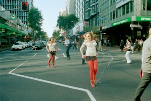 I could be your Mother!: Auckland, New Zealand
