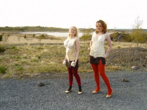 I could be your Mother!: Iceland